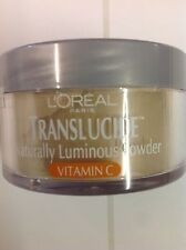 One L'Oreal Translucide Naturally Luminous Loose Powder #960 MEDIUM NEW & SEALED