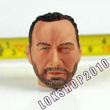 "LA-16 1/6 HOT 12"" figure male head sculpt TOYS NEW"