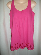 PAPAYA Women's top....size SMALL...approx. 10....nice detail...v.g.cond