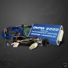 Dynatek Dyna 2000 CDI Ignition ECU Kawasaki Ninja ZX7 and ZX7R DDK2-7 1991-1998