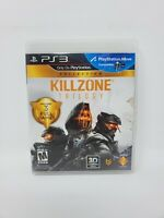 Killzone Trilogy (Sony PlayStation 3, 2012) Complete 2 Two Discs Tested Works