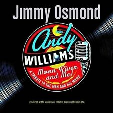 Jimmy Osmond - Moon River and Me [CD]