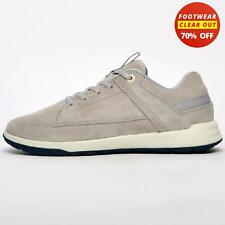 Caterpillar CAT Quest Low Men's Outdoor Urban Walking Leather Shoes Trainers