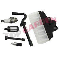 Filtre à Air / Essence Tuyau Carburant pour Stihl 021 023 025 MS210 MS230 MS250