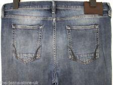AllSaints Short Skinny, Slim 30L Jeans for Men
