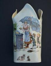Vase richard Sarreguemines