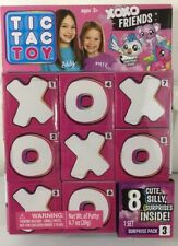 Tic Tac Toy XOXO Friends Multipack Set Surprise Pack #3 Blip Toys YouTube