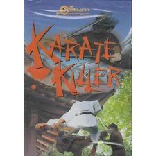 Karate Killer On DVD with Thompson Kao Kang Very Good D33