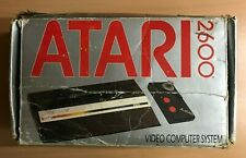 Atari 2600 Junior + 32 games  ** BOXED and COMPLETE **