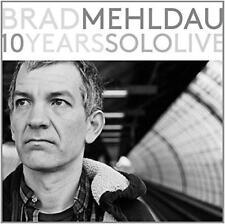 Brad Mehldau - 10 Years Solo Live (NEW 4CD)