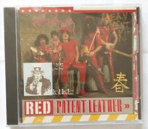 New York Dolls - Red Patent Leather - french CD - 1984 - FC 007 CD - SEALED
