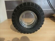 Firestone Town & Country Tyre Ashtray 6.40-13 Gum Dipped  BAR / MAN CAVE
