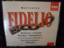 Beethoven - Fidelio  -Karajan / Berliner Philharmoniker