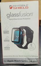 ZAGG Invisible Shield GlassFusion Screen Protector Apple Watch Series 5 4 44 mm