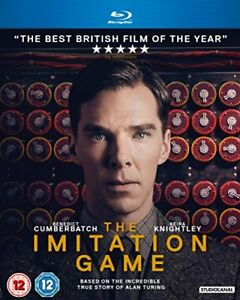 The Imitation Game [Blu-ray] [DVD][Region 2]