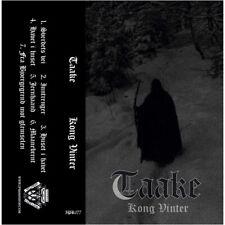 Taake - Kong Vinter - Cassette Tape - Black Metal LIMITED NEW IMPORT - SEALED