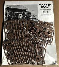 MODELKASTEN W-1 - TIGER IE EARLY ROAD WHEEL - 1/35 PLASTIC