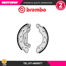 S50504-G Kit ganasce freno post Smart (BREMBO).