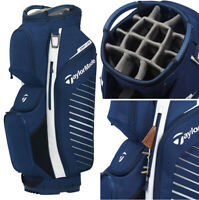 2020 Taylormade Cart Lite Golf Bag - RRP£200 - 14 Way Divider - DPD Delivery