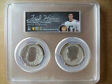 2019 S 50C Apollo Kennedy JFK 2-Coin Set  PCGS PR70 Reverse FDOI Fred Haise