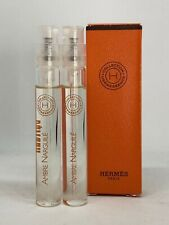 HERMES - HERMESSENCE AMBRE NARGUILE SPRAY 2x0.13 FL.OZ./2x4 ML WITH BOX