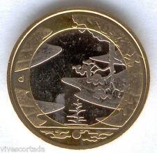 5 Euros Finlandia 2013 Verano @@ NOVEDAD @@ Bimetalica @@