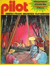 fumetto PILOT ANNO 1982 NUMERO 4 NUOVA FRONTIERA