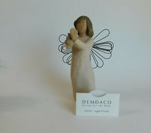 "Willow Tree ""Angel of Hope"" Susan Lordi Demdaco #26235 w/Tag No Box 5 1/2"" 2009"
