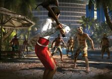 Dead Island Xbox 360 Zombies Juego A3 Poster Print YF1122