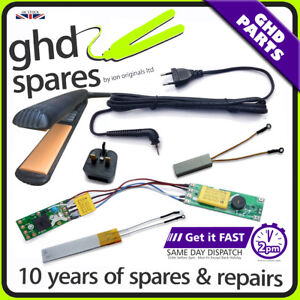 GHD Compatible Straightener Repairs Cable Heater Thermal Fuse Plug PCB ionco®