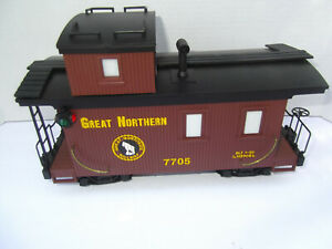 G-Lionel 8-87705 Great Northern Caboose Illuminated with box