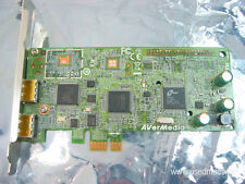 AVerMedia HD DVR High Definition / Analog PCI Express Video Capture Card PCIe