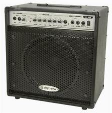 50W RMS Gitarrenverstärker mit Reverb 25.4cm Lautsprecher Amp
