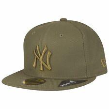 New Era 59Fifty Cap - DIAMOND New York Yankees oliv