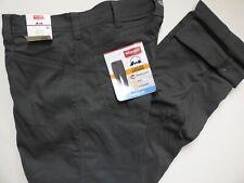 Wrangler  Outdoor Fleece Lined Pant Straight Fit Gray - Men's