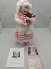Yolanda's Picture Perfect Babies 'Sarah' Porcelain Doll prior to 2000