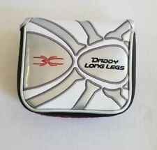 New TaylorMade Daddy Long Legs Putter Cover  also fits Spider and Ghost putters