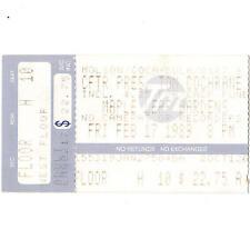 Tom Cochrane & Red Rider Concert Ticket Stub Toronto Canada 2/17/89 Maple Leaf