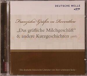 DAS gräfliche Milchgeschäft - Franziska Gräfin zu Reventlow - Hörbuch - HB1080