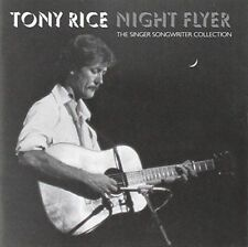 TONY RICE - Night Flyer: Singer Songwriter Collection - CD -