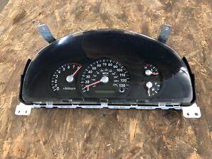 2006 2005 kia sorento instrument cluster / speedometer gauge cluster
