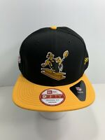 New Era NFL Retro 9FIFTY Pittsburgh Steelers SnapBack Flat Bill Cap, NEW!