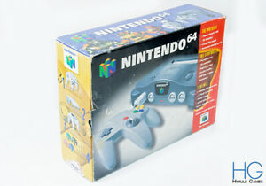 Official N64 Nintendo 64 Retro Game Console /  Box Only / 1