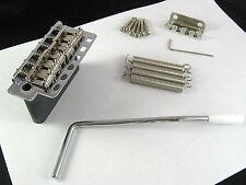 Wilkinson WV6SBCR 5+1 Hole Strat Tremolo Steel Block Chrome