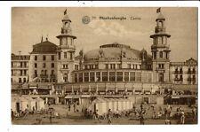 CPA-Carte Postale-Belgique-Blankenberge-Le Casino  en 1920? VM8926