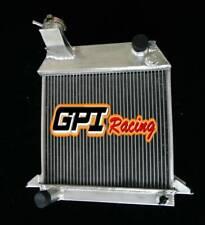 62MM CORE Fit Morgan Plus 4 / +4 1964 - 1968 1965 1966 1967 MT aluminum radiator