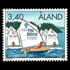 Aland 1995 - Championnat Du Monde en Optimist Dériveur Bateaux - Sc 118 MNH