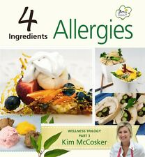 Direct from 4 Ingredients, Allergies, Signed, Endorsed by Anaphylaxis Australia.