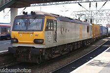EWS 92002 HG Wells Manchester Oxford 2006 Rail Photo