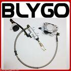 Hydraulic Rear Disc Brake Caliper System Pads 150cc 200 250cc Quad Dirt Bike ATV